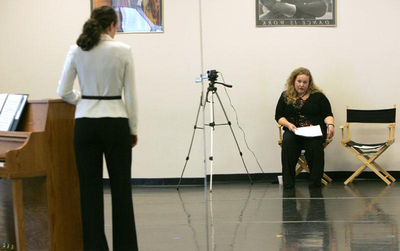 Fresco Opera audition
