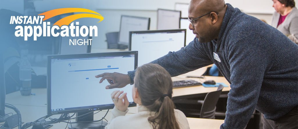 Instant Application Night MADISON COLLEGE