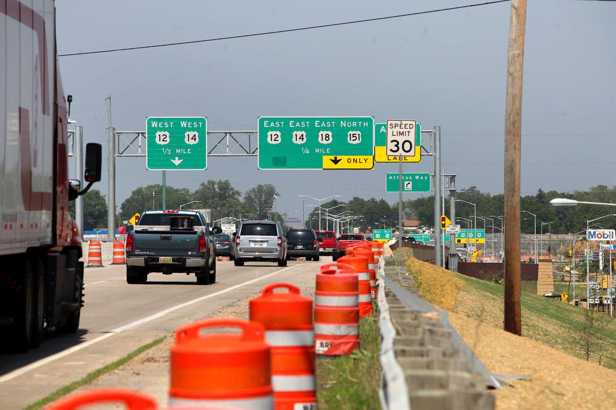 Scott Walker puts gas tax increase back on table as means to get federal road funding