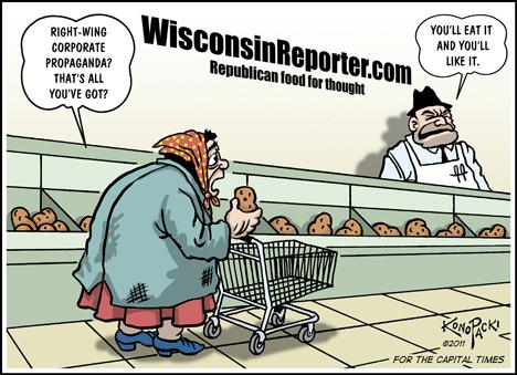 Editorial cartoon (7/27/11)