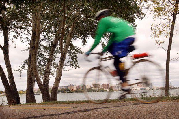 Bike the lake