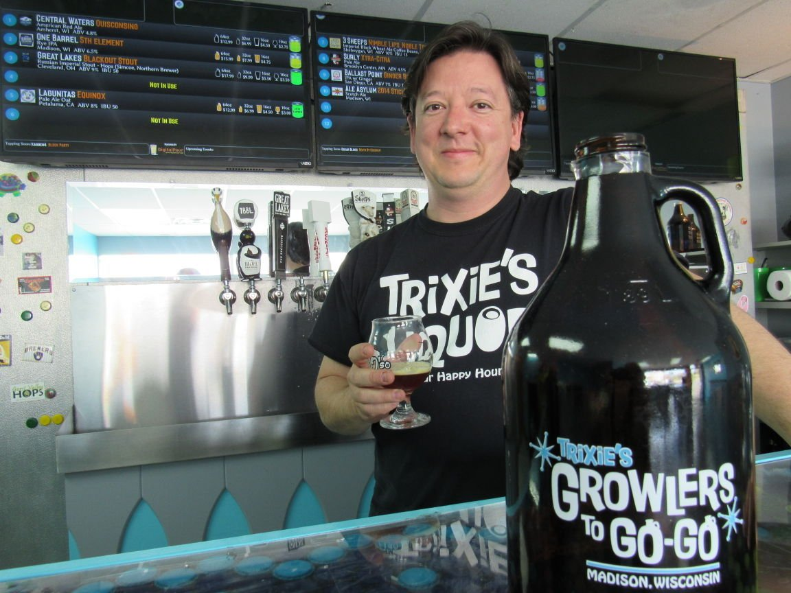Growlers to Go-Go