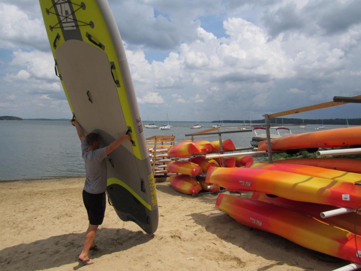 Paddlesport Retailer show