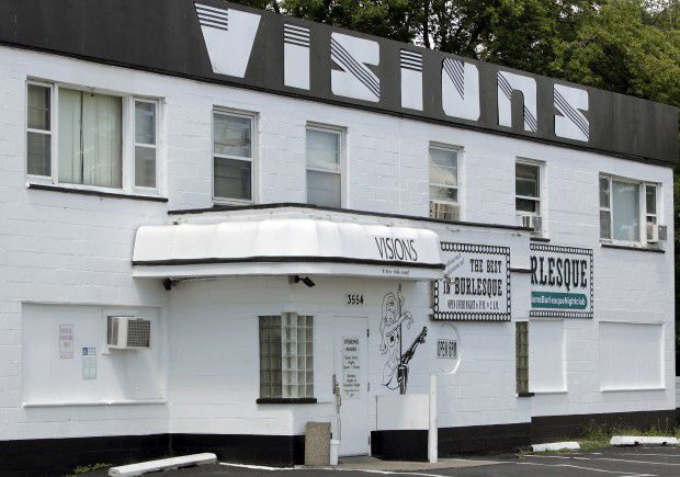 Madison Strip Club Visions Eyeing Ownership Change