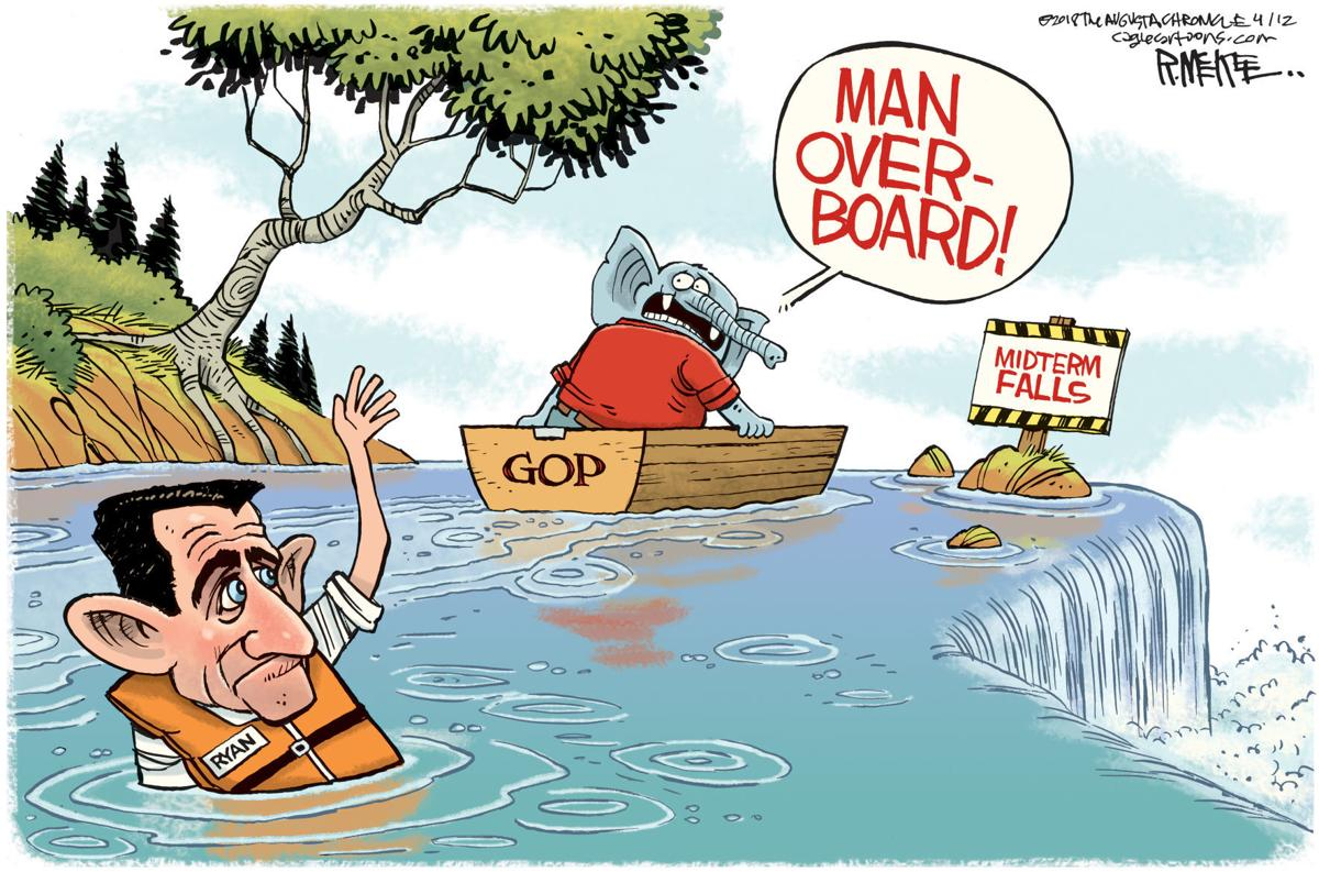 ANOTHER VIEW | RICK MCKEE, AUGUSTA CHRONICLE