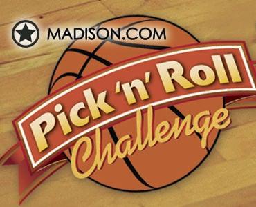 Pick 'n' Roll logo Madison
