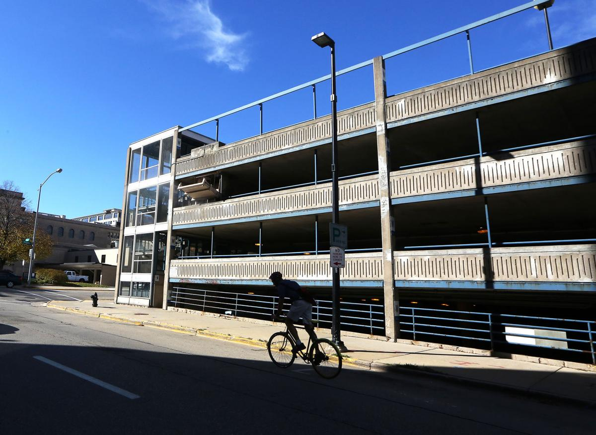 Madison accepting bids for judge doyle square parking Madison square garden parking garage