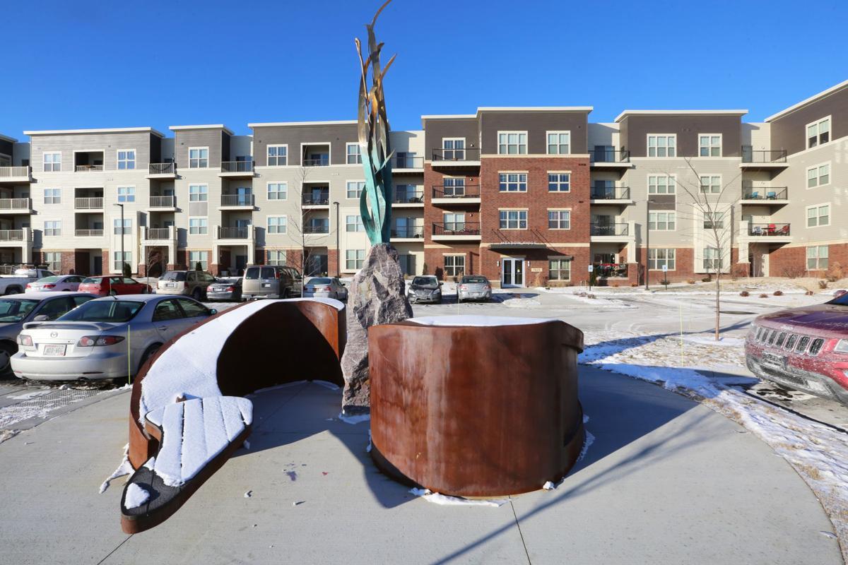 Meadow Ridge apartments exterior