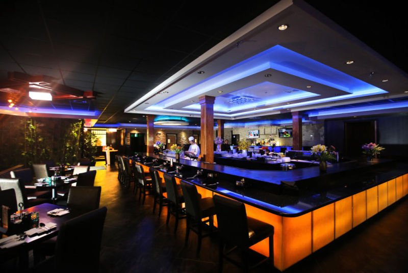Vip Asian Cuisine Dining Area
