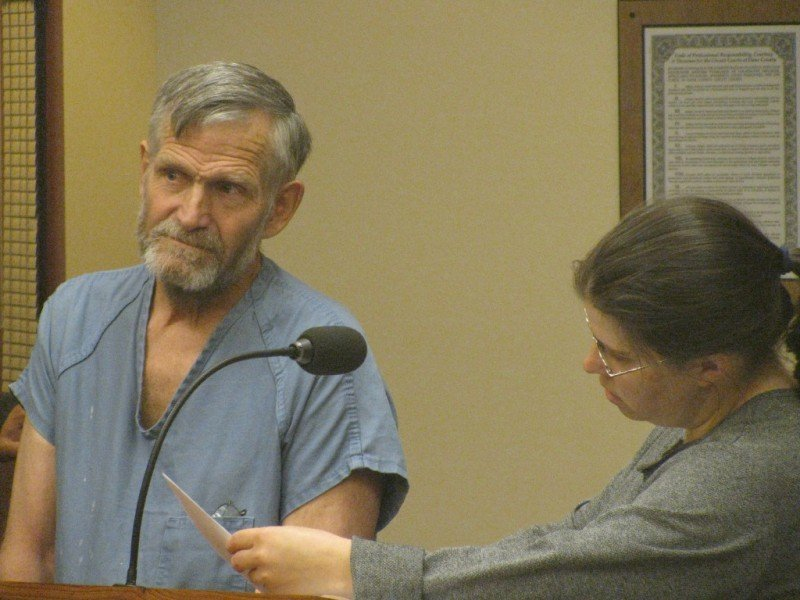 Ralph Lang in court