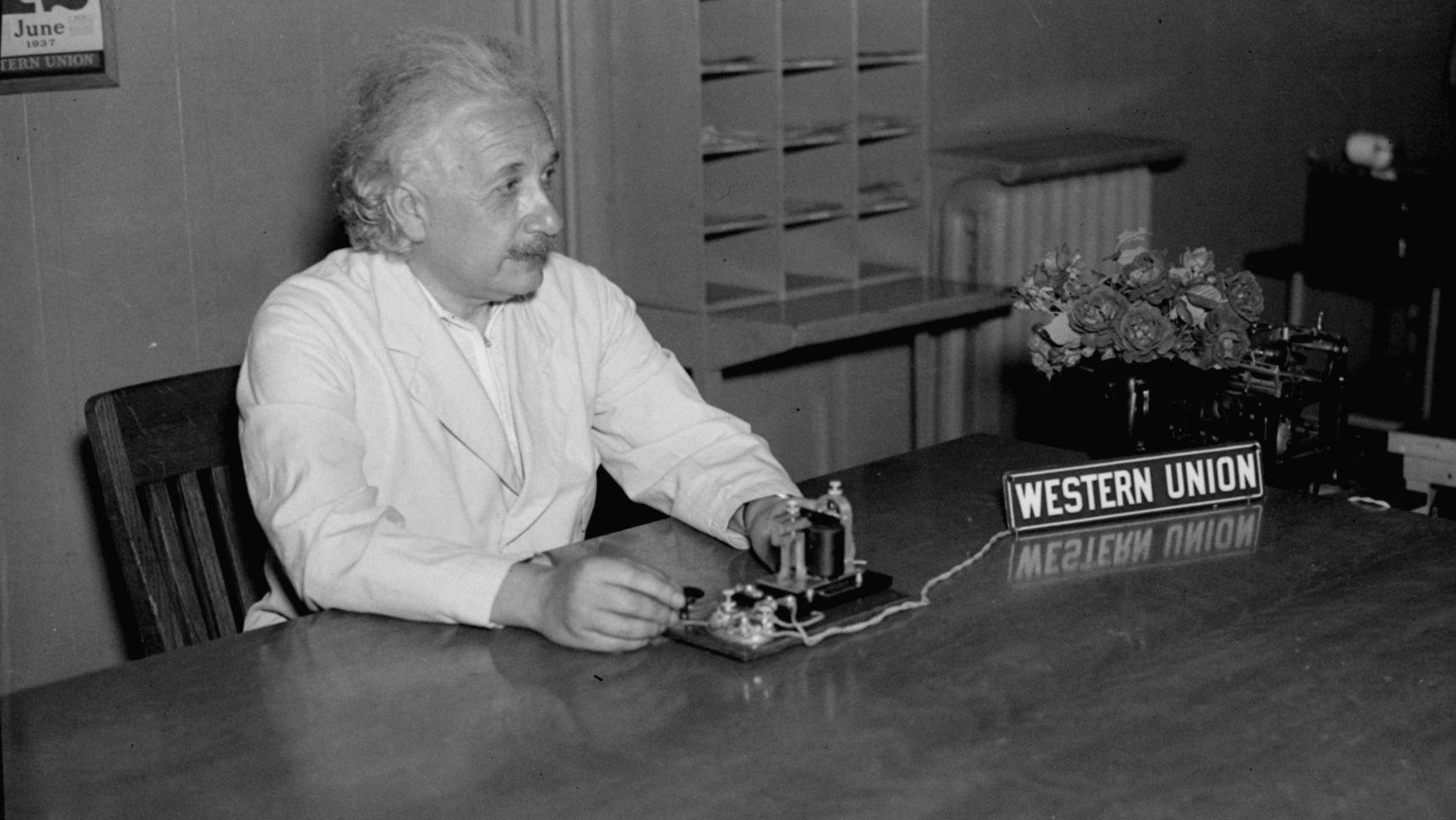 the early life and childhood of albert einstein