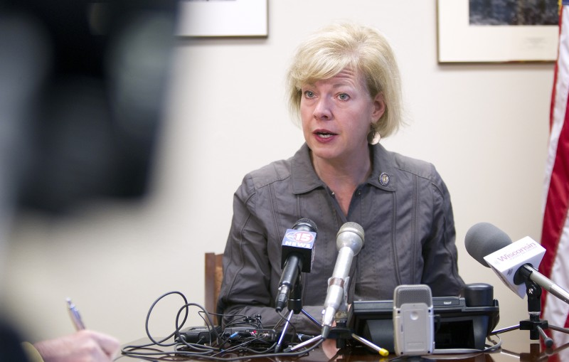 Tammy Baldwin file photo