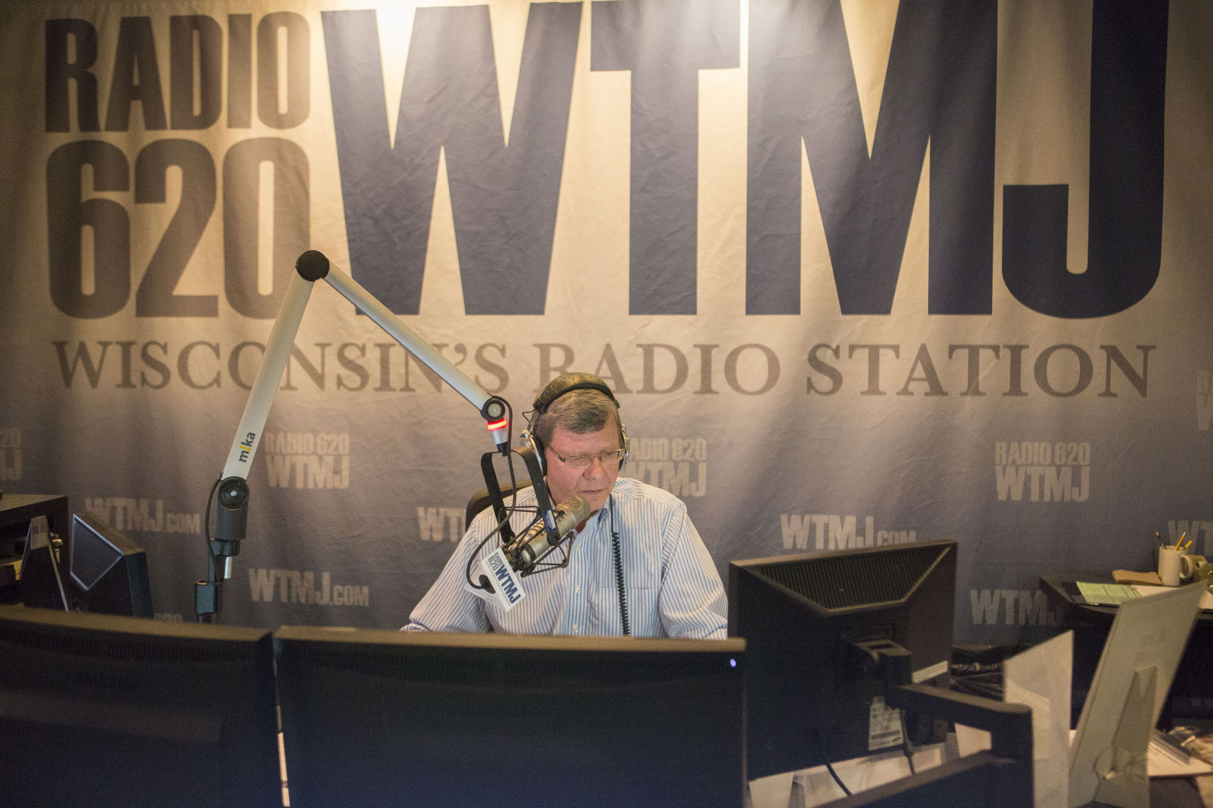 Excommunicated Charlie Sykes is leaving radio as