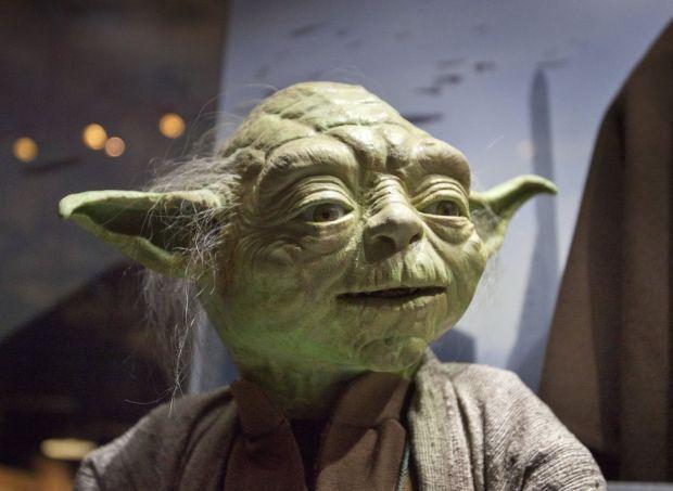 'Star Wars' Yoda (copy)