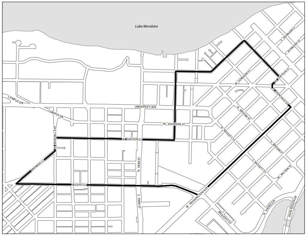 Proposed moratorium area