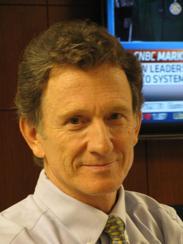 Michael Williamson, SWIB exec director, State Journal photo