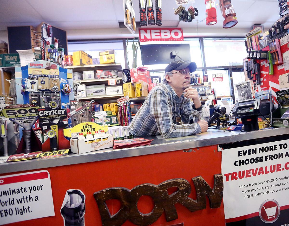 Downtown Dorn True Value closing