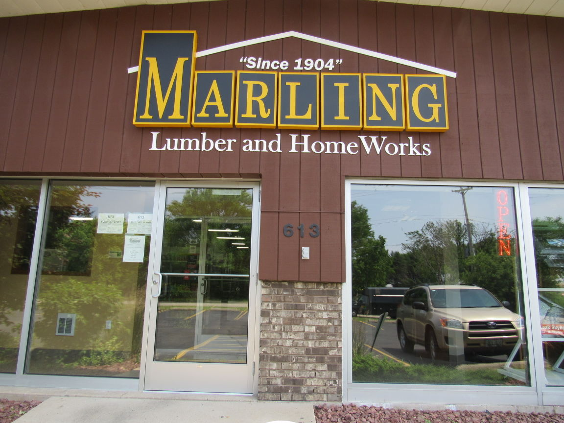 marling lumber and homeworks janesville wi