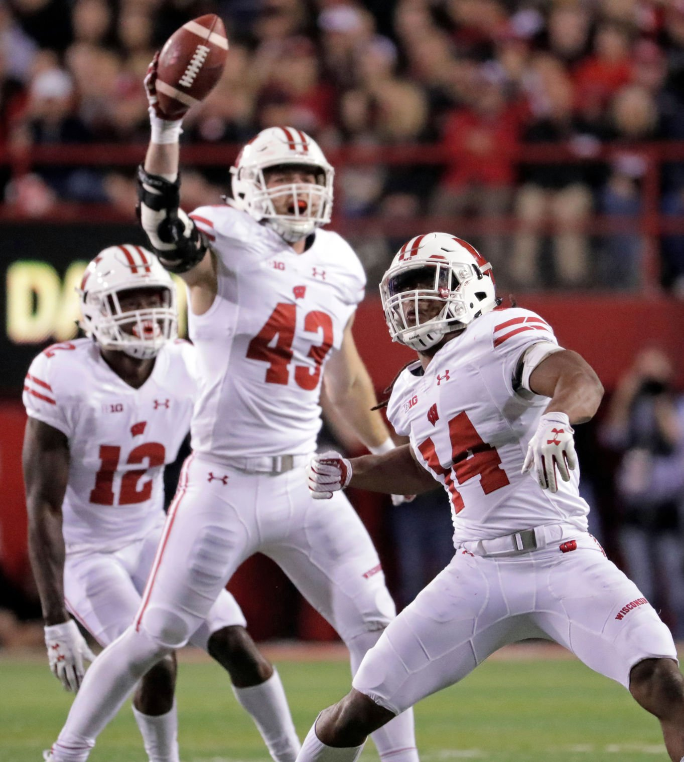 Taylor and Cephus a huge part of Badgers offense
