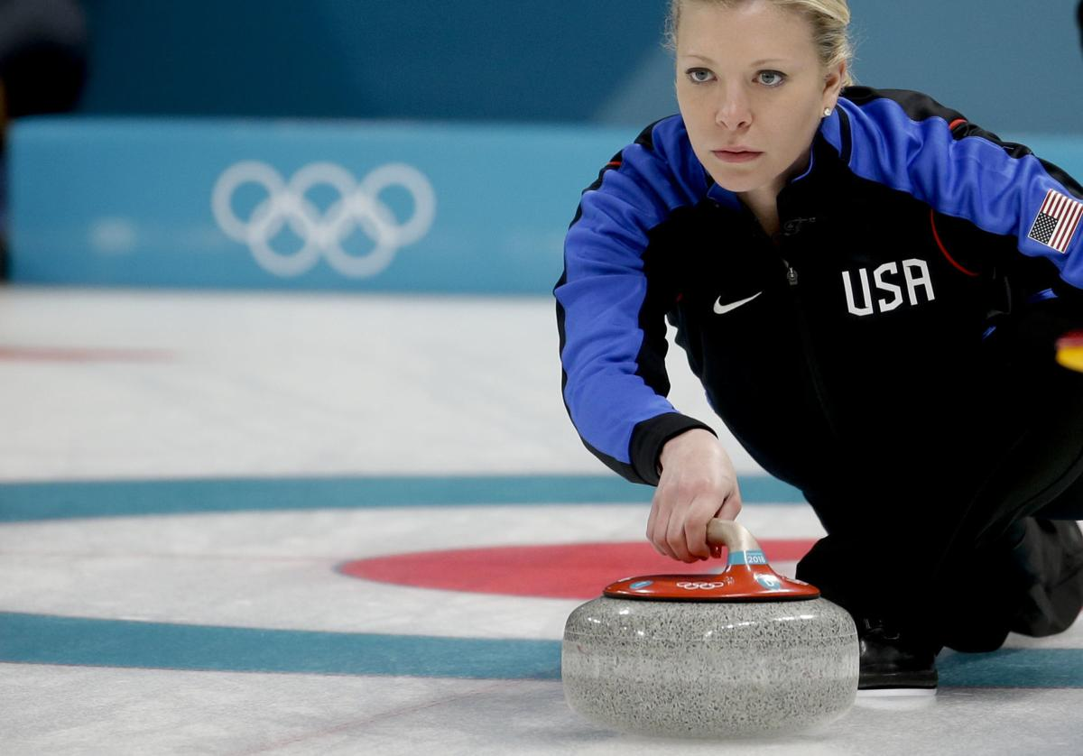 Canada overpowers U.S. Olympic women's curling team ...