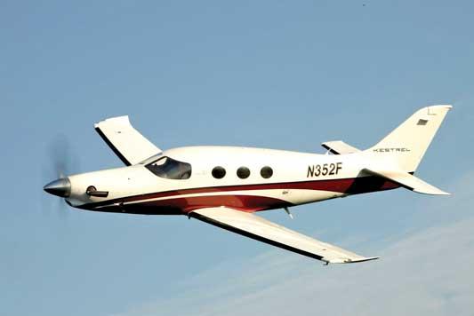 Kestrel Aircraft (copy)