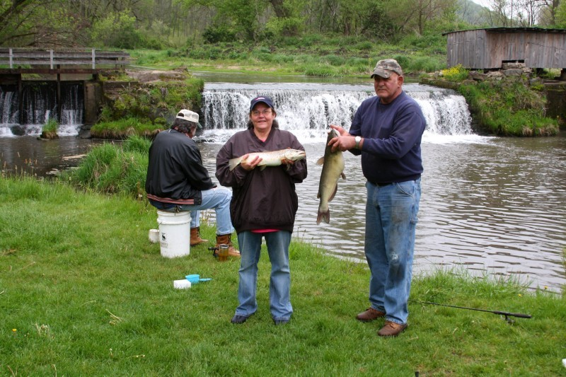 Outdoors fishing season opens in wisconsin outdoors for Wi fishing season