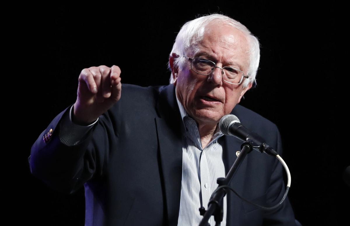 Democrats Sanders Youth