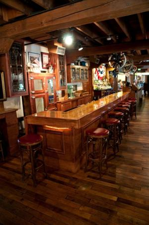 The Old Feed Mill - bar