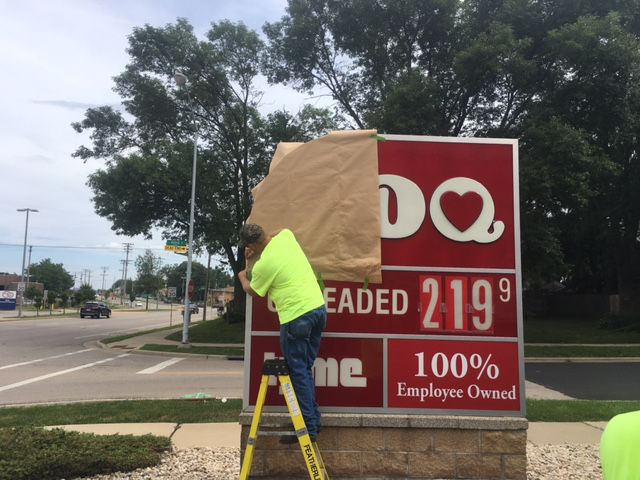 PDQ transitioning to Kwik Trip