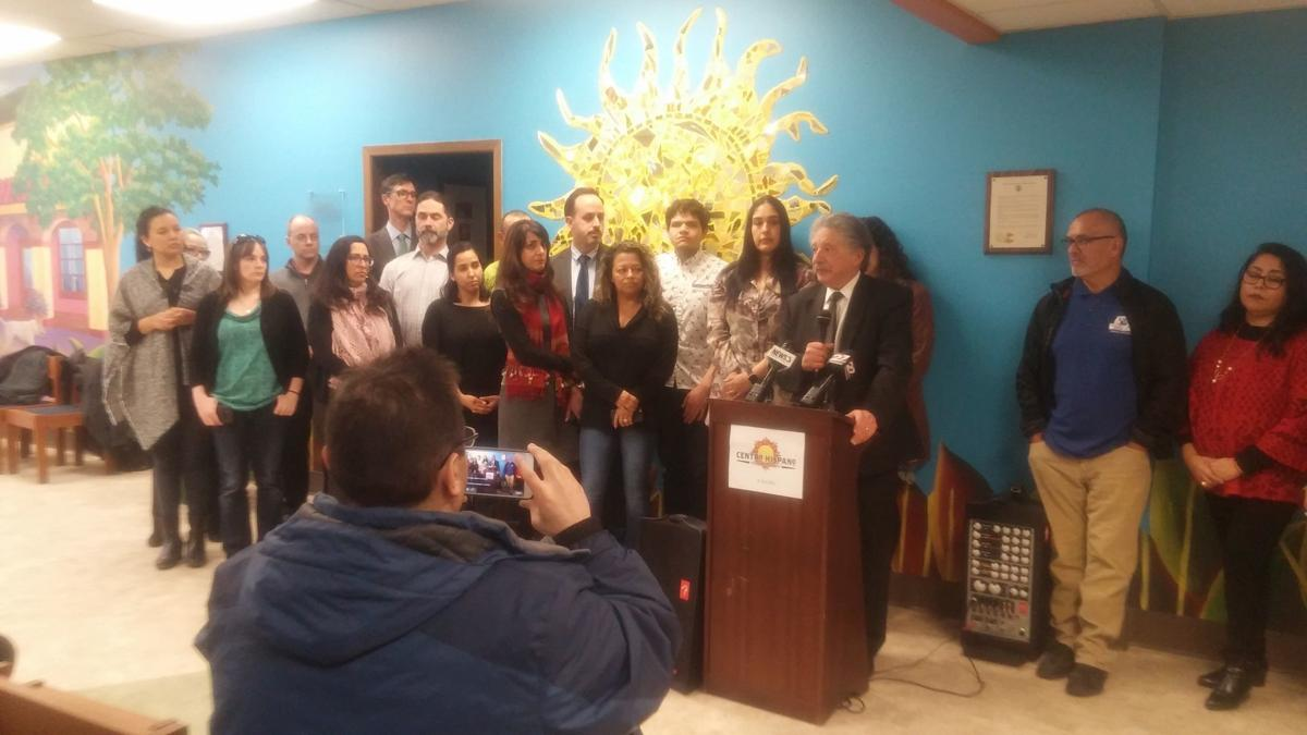 DACA news conference