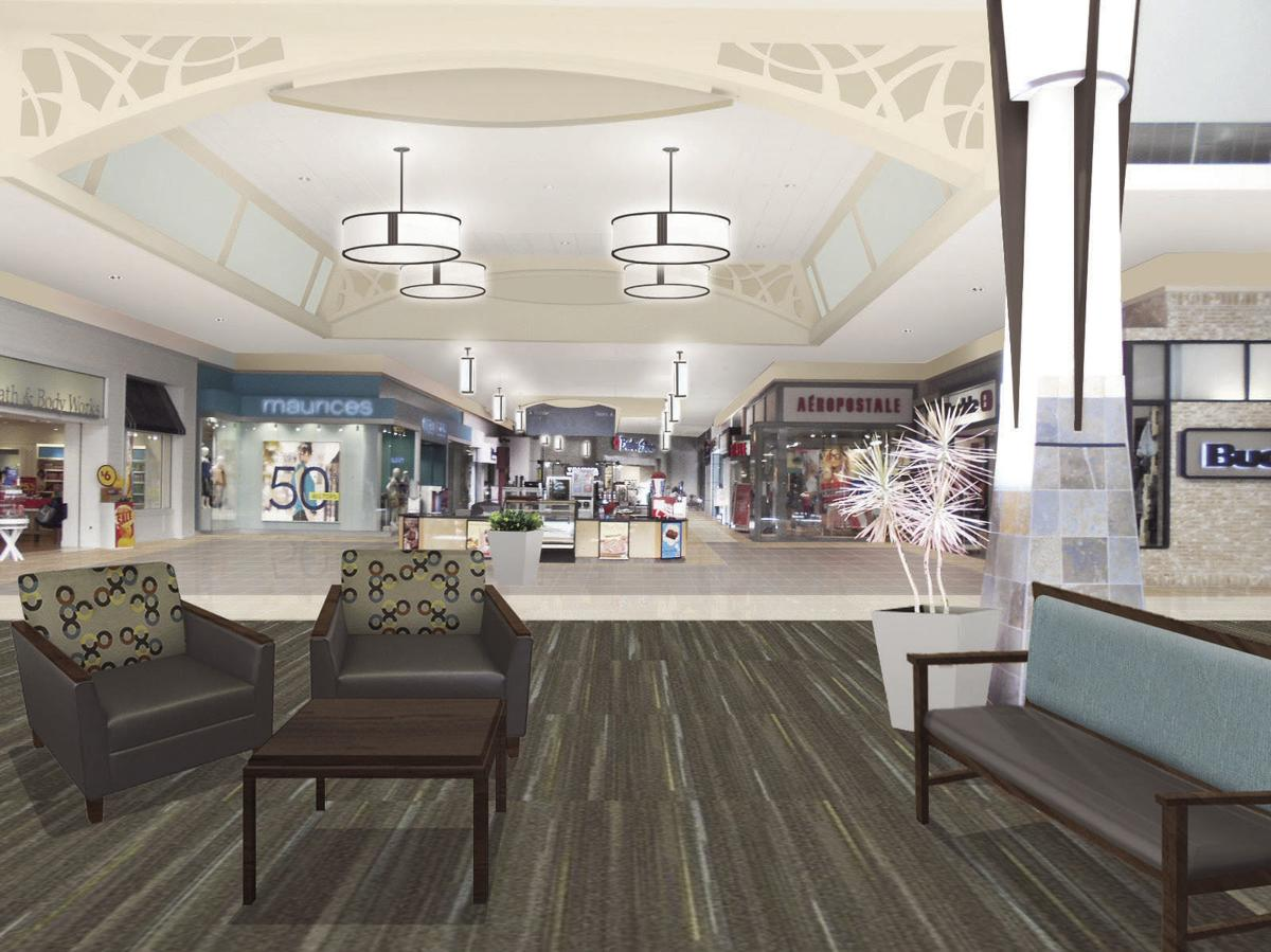 East Towne renovation