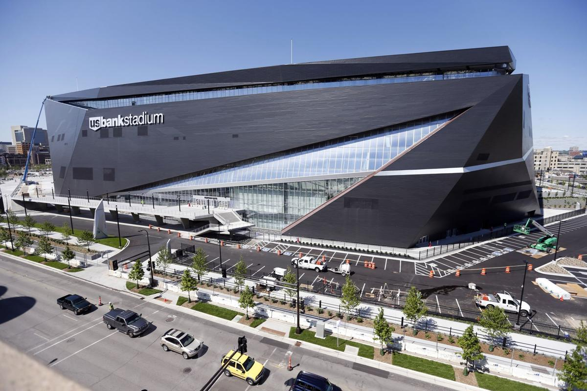 Packers Vikings New Stadium Should Be Even Louder Than