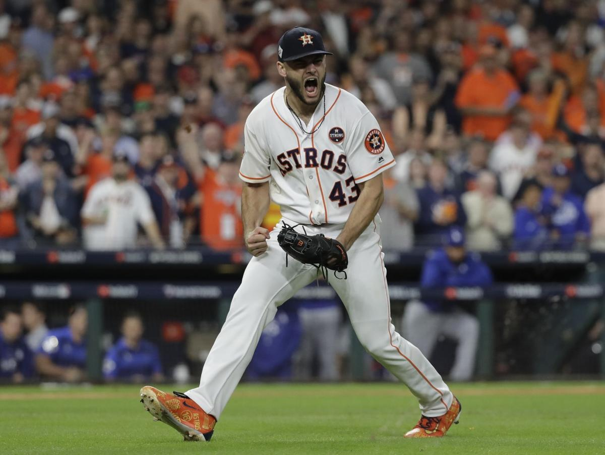 Lance McCullers, AP photo