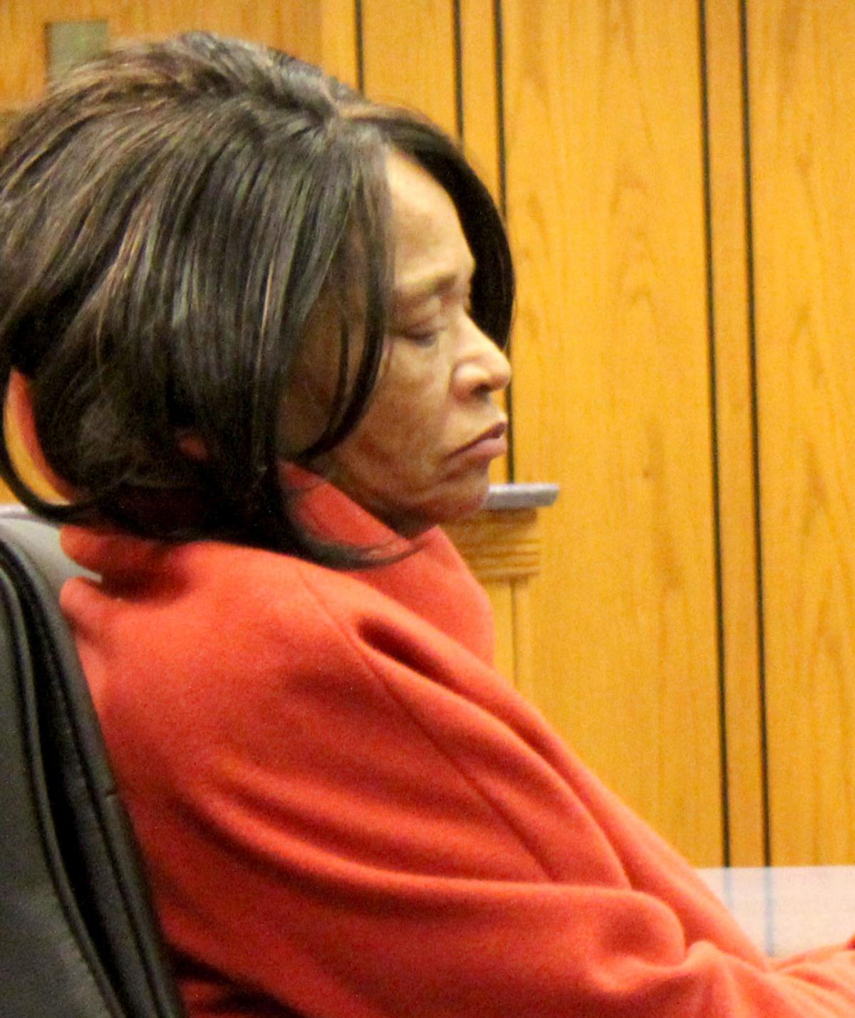Marjorie Jones found guilty of aiding son Laverne Ware Jr.