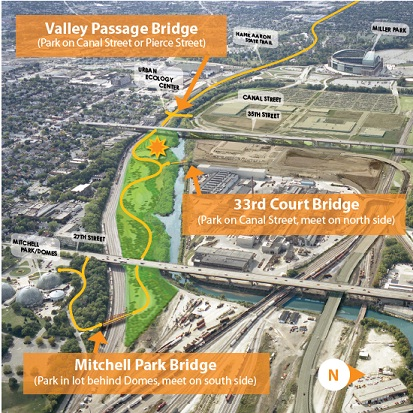Newest Milwaukee bicycle trail worth a road trip Lifestyles Food