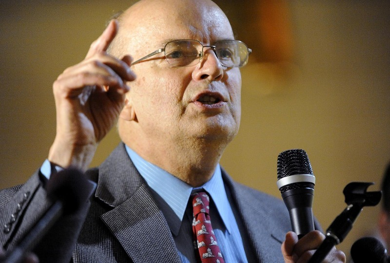 Bob Wirch speaks after recall election victory