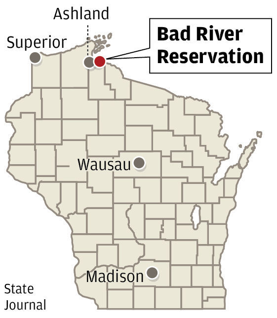 Bad River Reservation