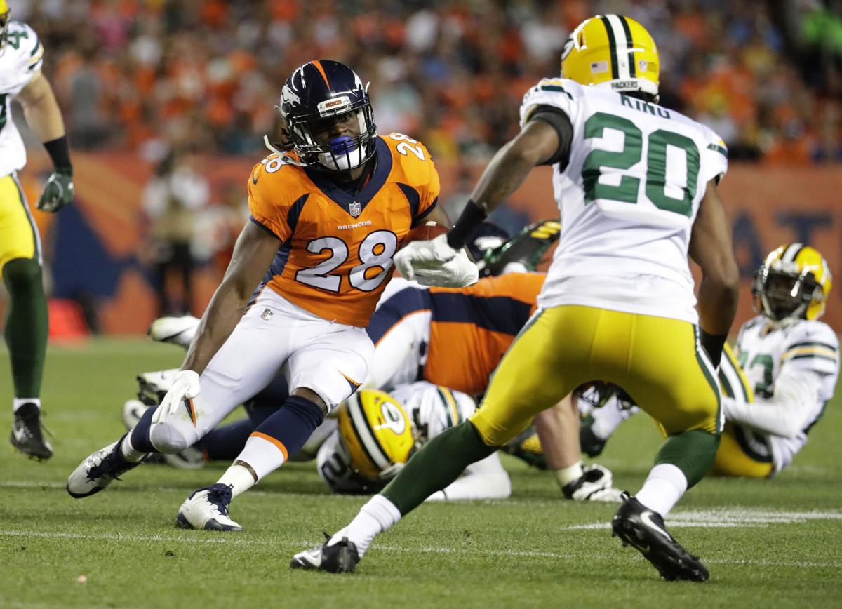 Kevin King Packers vs. Broncos