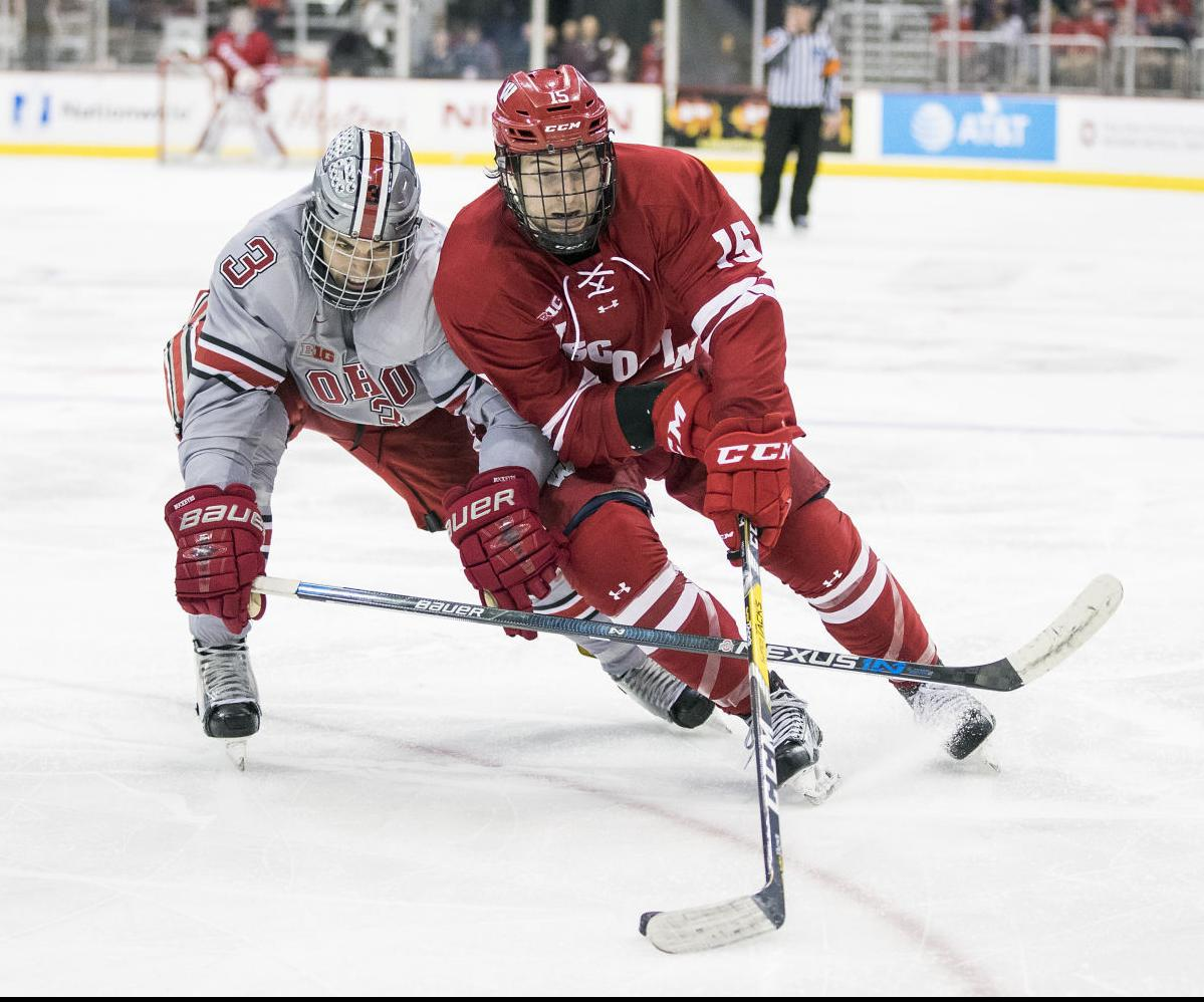 Badgers men's hockey: A chance arrives, and Matthew ...