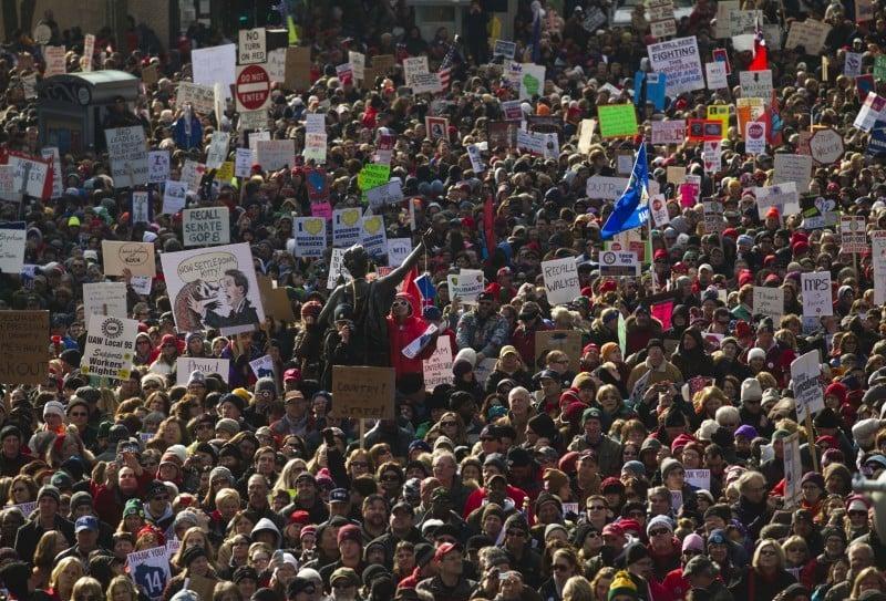 Capitol protest big crowd 1