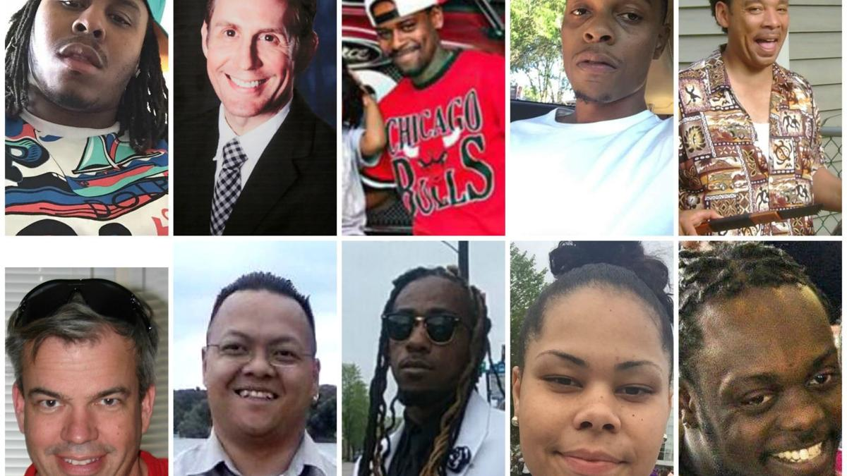 A grim record: Remembering Madison's 10 homicide victims of 2017