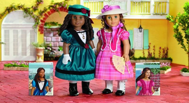 American Girl dolls 8/8/11
