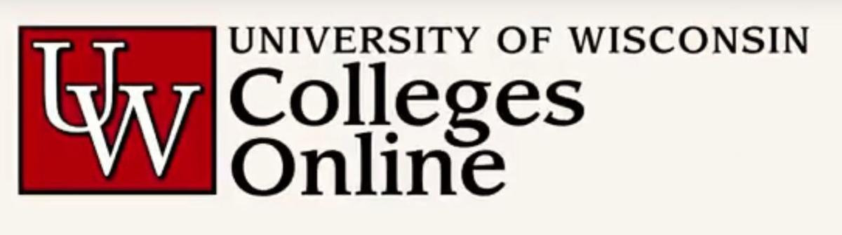 uw colleges online logo