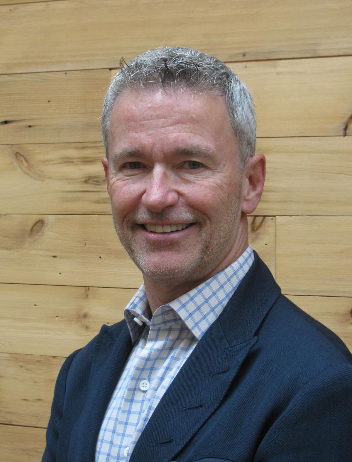 Lands' End CEO Jerome Griffith