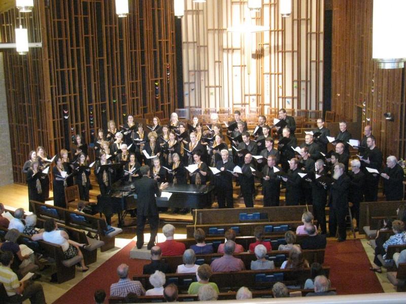 Isthmus Vocal Ensemble, Covenant Presbyterian