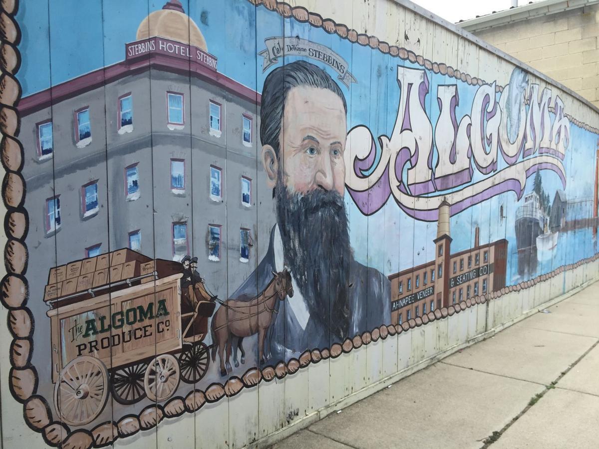 Algoma mural