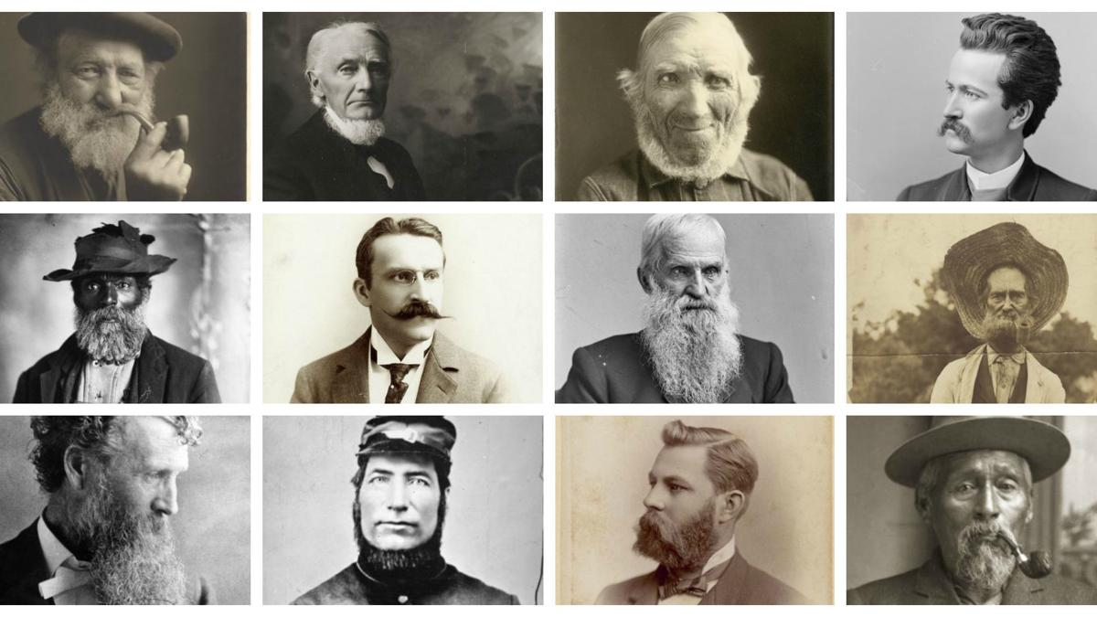 Men with beards: The best facial hair from Wisconsin history