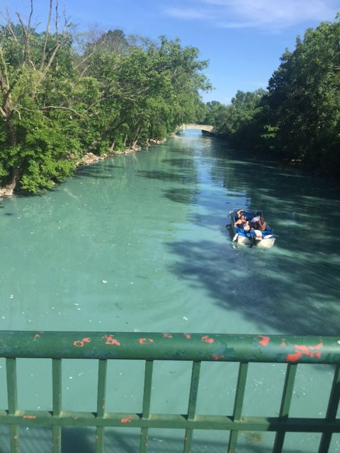 Waterborne bacterial outbreak reaches Yahara