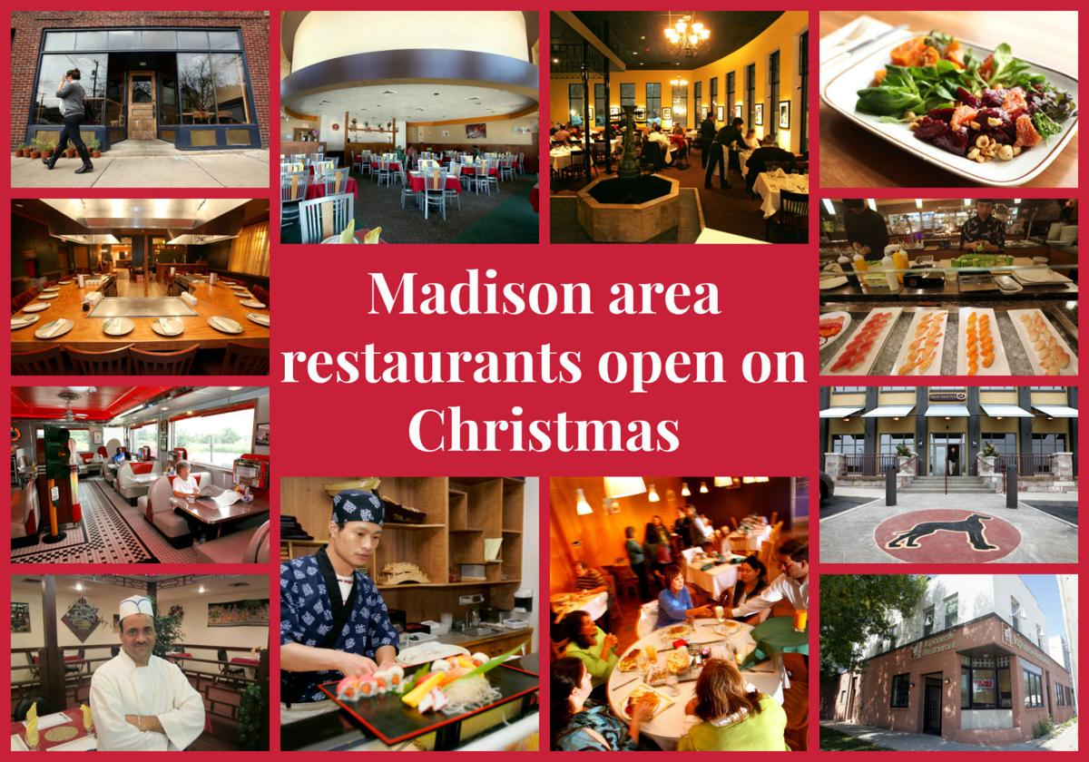 Here are the restaurants that are staying open on for What restaurants are open on christmas