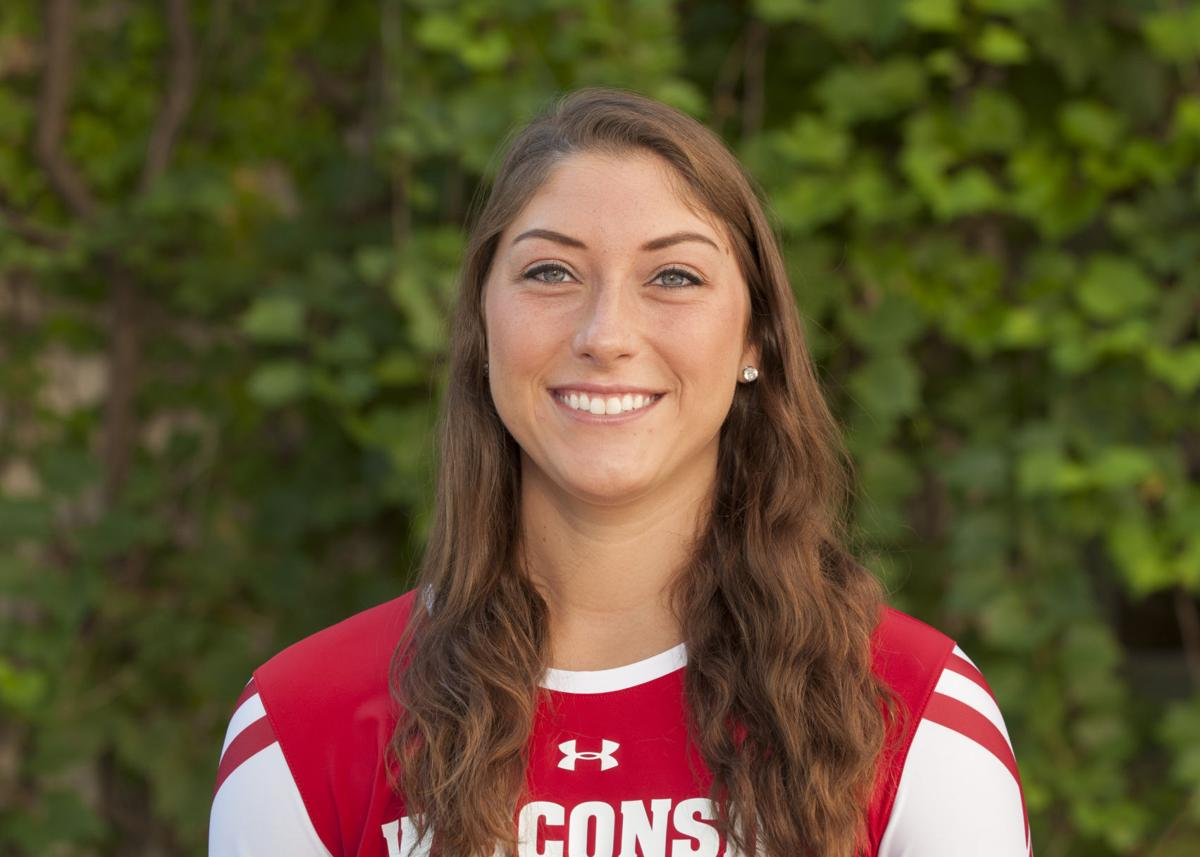 Badgers volleyball: Lauren Carlini, UW overcome injury ... Uw Badgers